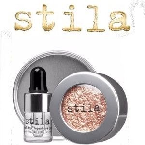 Stila magnificent metal foil finish eye shadow
